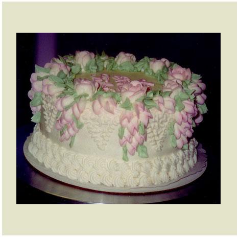 Christian Bakery Wedding Cake